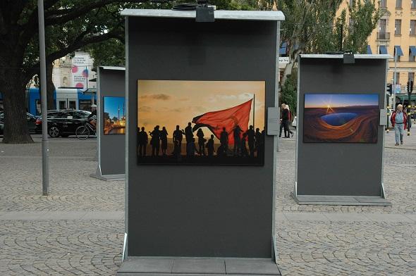 TÜRKİYE'DE 'GÜN ve GÜNEŞ' KONULU FOTOĞRAF SERGİSİ AÇILDI