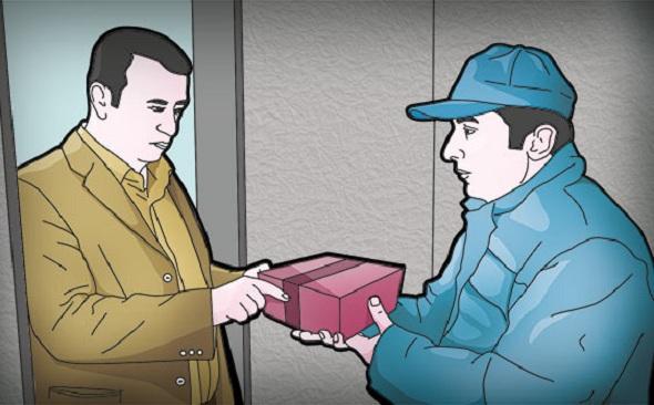 New York'ta bir postacının evinde 40 000 mektup bulundu