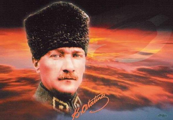 19 Mayıs Atatürk'ü Anma, Gençlik ve Spor Bayramı'nın 95. Yıldönümü Kutlu Olsun