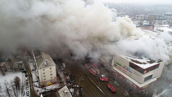 RUSYA'DA BÜYÜK YANGIN 64 ÖLÜ
