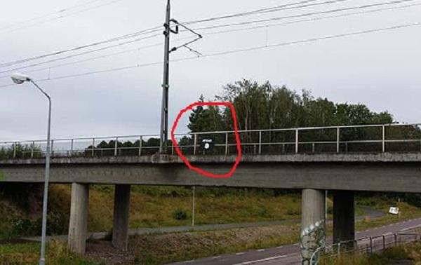 Kalmar'da IŞİD bayrakları tepki yarattı