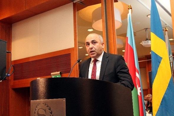 AZERBAYCAN CUMHURİYETİ'NİN KURULUŞUN 98. YILDÖNÜMÜ  KUTLANDI