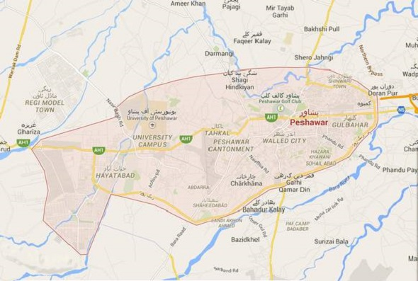 Taliban'dan Pakistan'da Bir Okula Saldırı