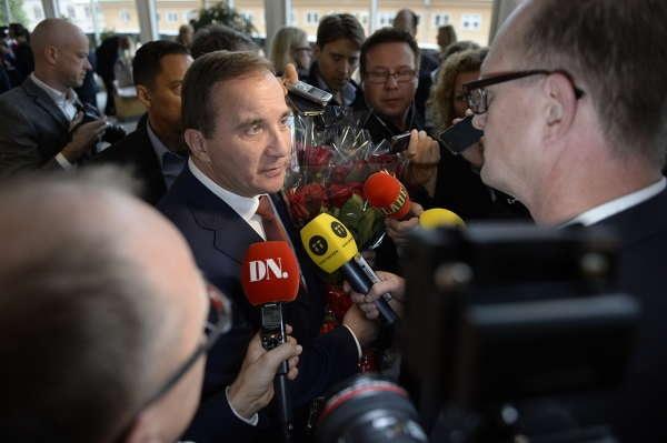Sosyaldemokrat Stefan Löfven Başbakan seçildi