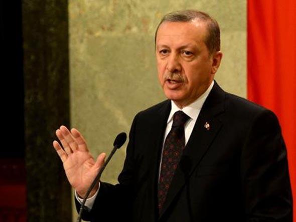 Erdoğan'a 'davul' davası