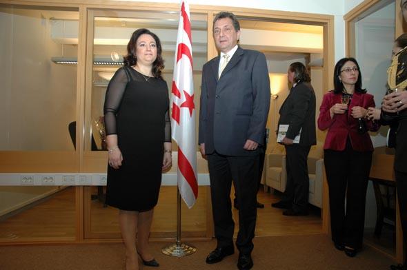 Kıbrıs Kuzey Türk Cumhuriyeti'nin Bağımsızlığının 30. Yılı kutlandı