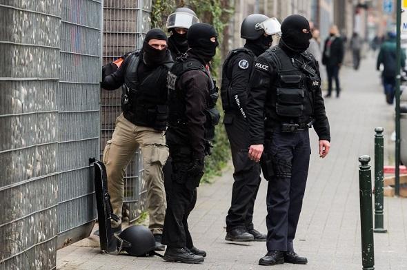 BELÇİKA POLİSİNİN BAŞARISI