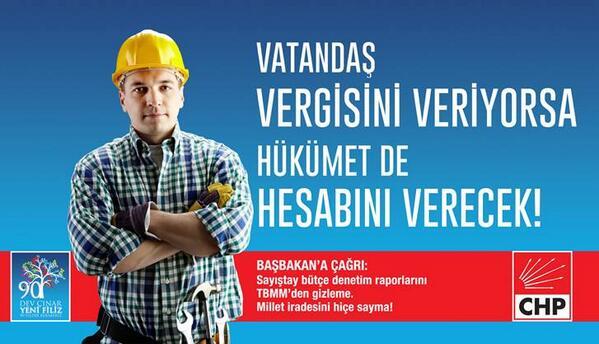 Bir ses kaydı daha: 'CHP afişlerine Erdoğan ve Gökçek sansürü'