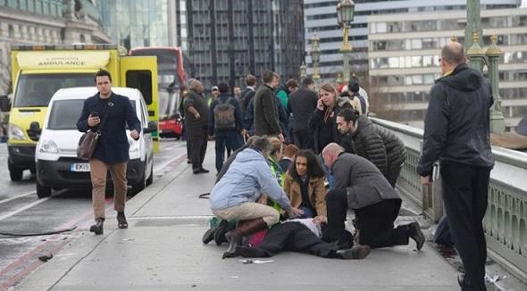 LONDRA SALDIRISININ ARKASINDA IŞİD Mİ VAR?