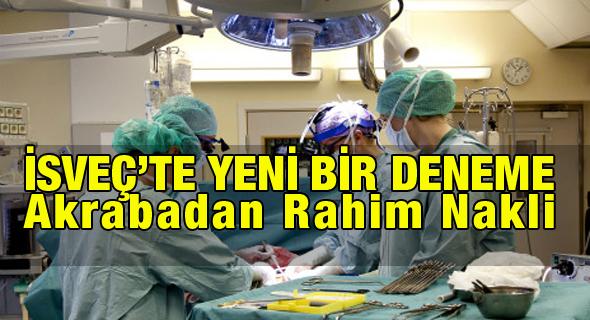 Akrabadan Rahim Nakli