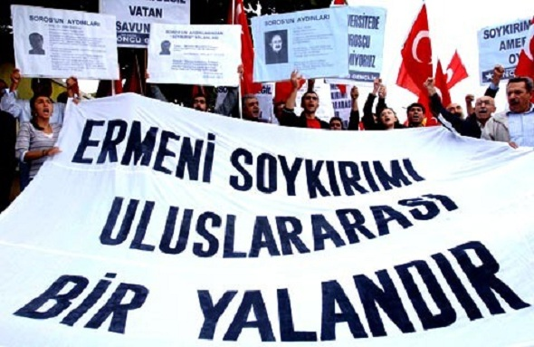 8 ciltlik 'Sözde Ermeni Soykırım' çalışması buhar oldu