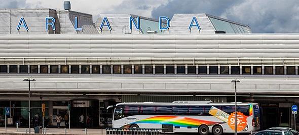 Arlanda Havaalanına Milyarlık Yatırım