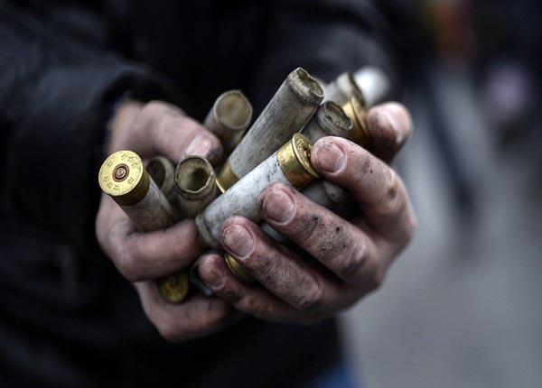 UKRAYNA'DA ATEŞKES'E RAĞMEN ÇATIŞMALAR SÜRÜYOR