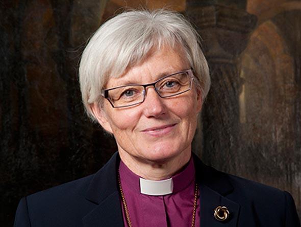 İsveç Kilisesine ilk kez bir kadın Başpiskopos oldu