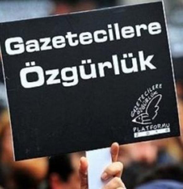 Erdoğan'a 'basın özgürlüğü' mektubu