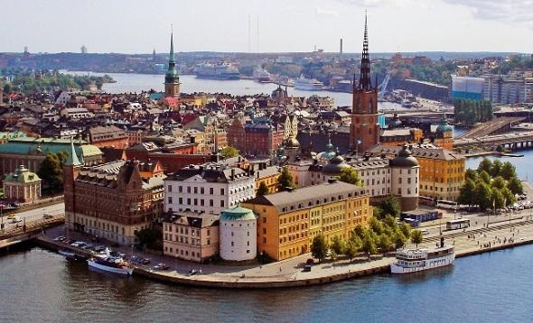 Stockholm İsveç'in en iyi kenti seçildi