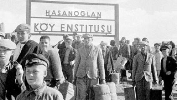Köy Enstitüleri 75 Yaşında