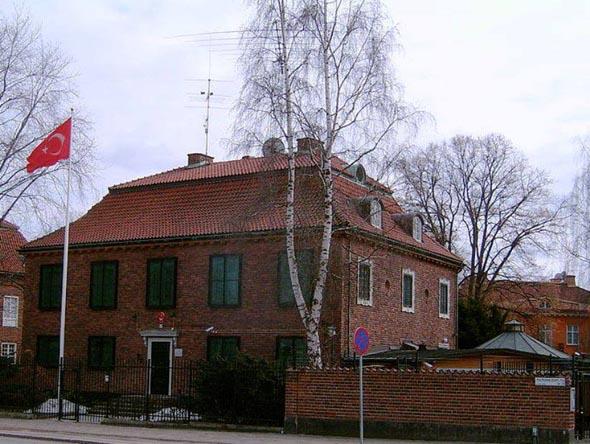 Göteborg'da Konsolosluk Hizmeti