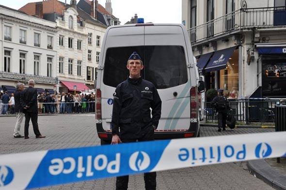 Brüksel'de Yahudi Müzesi'ne saldırı