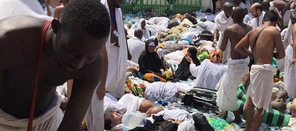 İran'dan şok iddia: Hac'da 4 bin 700 kişi öldü