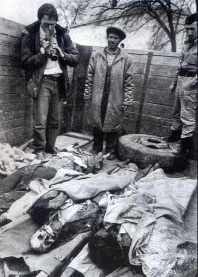 Azerbaycan Hocalı Soykırımı 21. Yıldönümünde Anıldı