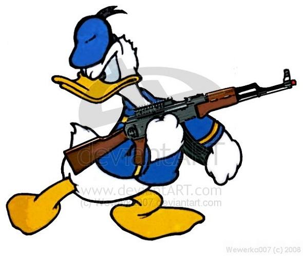 TIR sürücüsüne otomatik silah AK47 ile tehdit