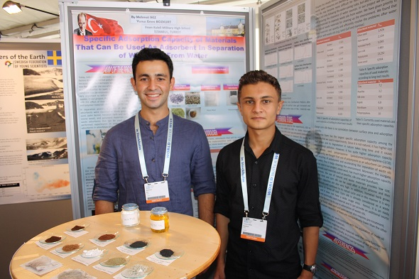 Türk gençler 'su ödülü' için yarışacak...