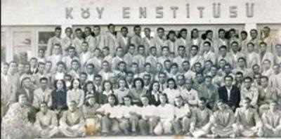 KÖY ENSTİTÜLERİNİN 79'UNCU KURULUŞ YILDÖNÜMÜ KUTLU OLSUN
