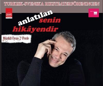 LEVENT ÜZÜMCÜ İSVEÇ'E GELİYOR