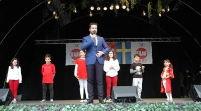 MALMÖ TÜRK KÜLTÜR FESTİVALİ COŞKU DOLUYDU