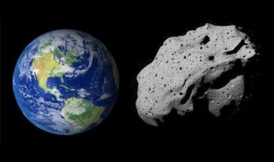NASA AÇIKLADI: YARIN DÜNYA'YI TEĞET GEÇECEK...