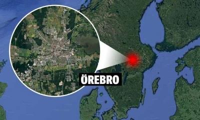 ÖREBRO'DA ÜÇ OKULA BOMBA TEHDİDİ