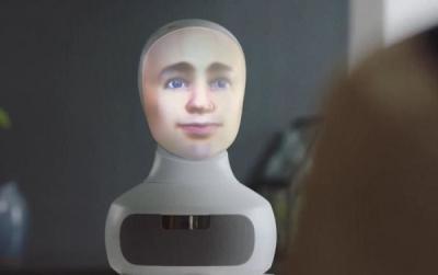 ROBOT TENGAİ İŞBAŞINDA