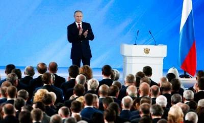 RUSYA'DA HÜKÜMET İSTİFA EDİYOR