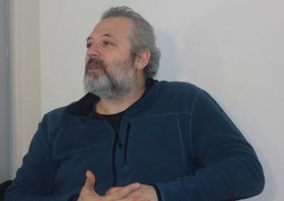 """SİYASETE ATILAN LEVENT ÜZÜMCÜ ODATV'YE KONUŞTU: """"ASLA KAYPAK ZEMİNDE DOLAŞMIYORUM"""""""