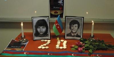 STOCKHOLM'DA, AZERBAYCAN TARİHİNDEKİ 'KANLI 20 OCAK' ANILDI