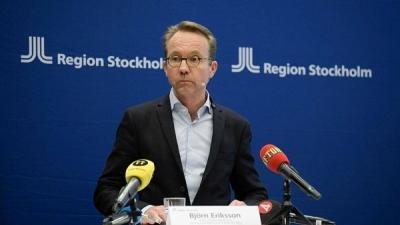 STOCKHOLM'DA KORONA VAKALARINDA YÜZDE 24 ARTIŞ VAR
