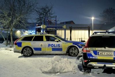 STOCKHOLM'DA SİLAHLI EV SOYGUNU