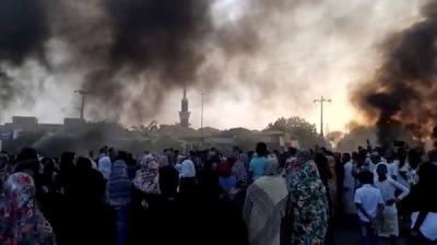 SUDAN'DA ASKERİ DARBE