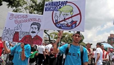 TRUMP: VENEZUELA'YA ASKER GÖNDERMEK SEÇENEKLER ARASINDA
