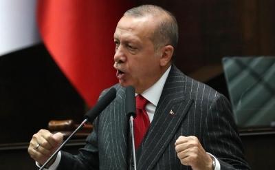 """TT: """"TÜRKİYE CUMHURBAŞKANI İSVEÇ ANKARA BÜYÜKELÇİSİ'Nİ SINIR DIŞI ETMEKLE TEHDİT EDİYOR"""""""