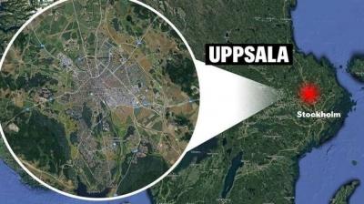 UPPSALA'DA BİR APARTMANDA PATLAMA MEYDANA GELDİ